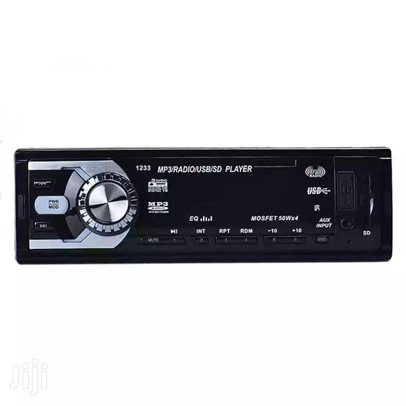 Audio Stereo Radio With Usb