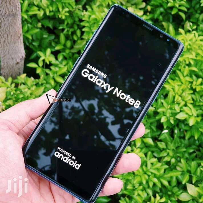 New Samsung Galaxy Note 8 64 GB Black | Mobile Phones for sale in Kampala, Central Region, Uganda