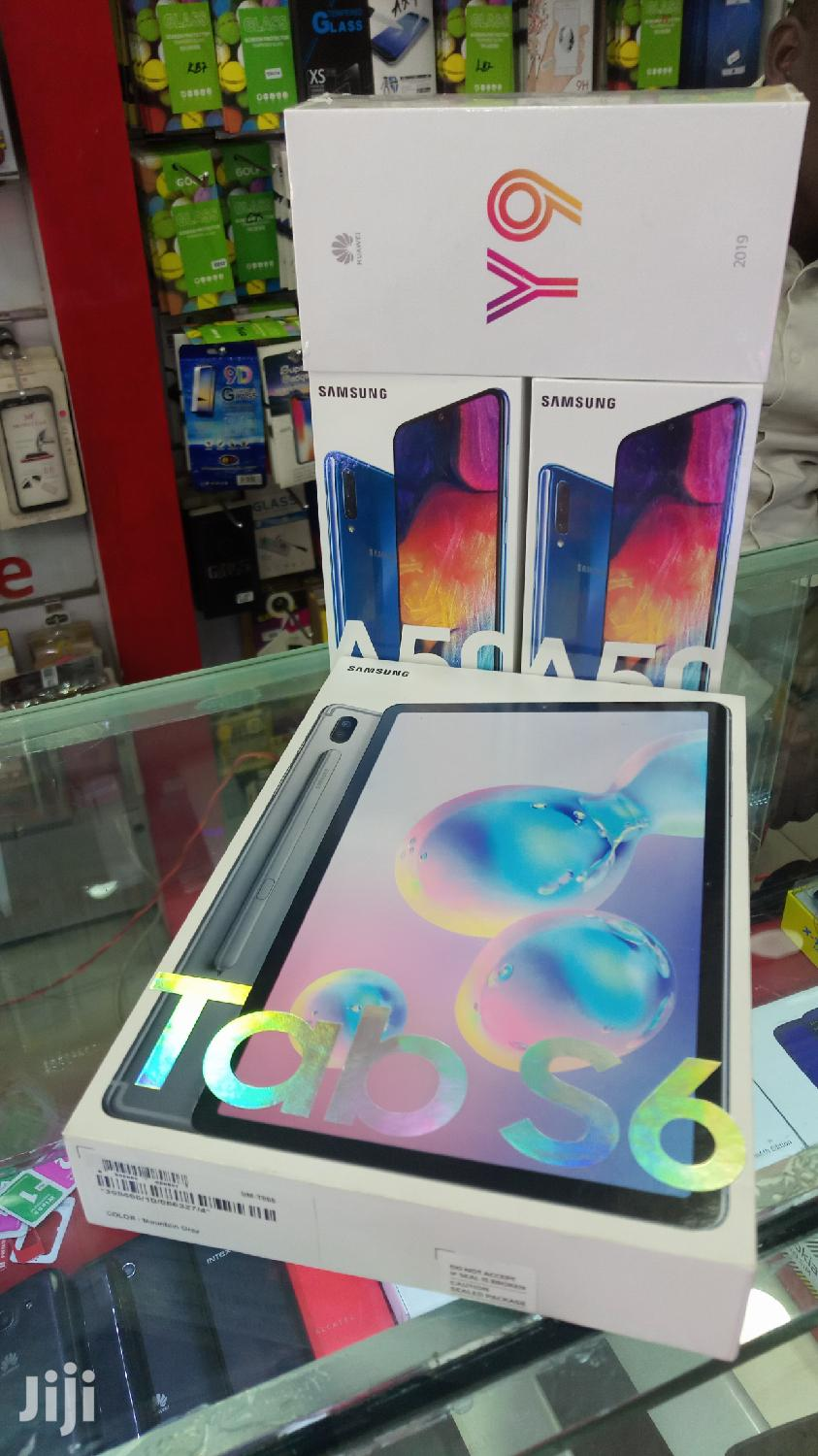 New Samsung Galaxy Tab S6 128 GB Black | Tablets for sale in Kampala, Central Region, Uganda