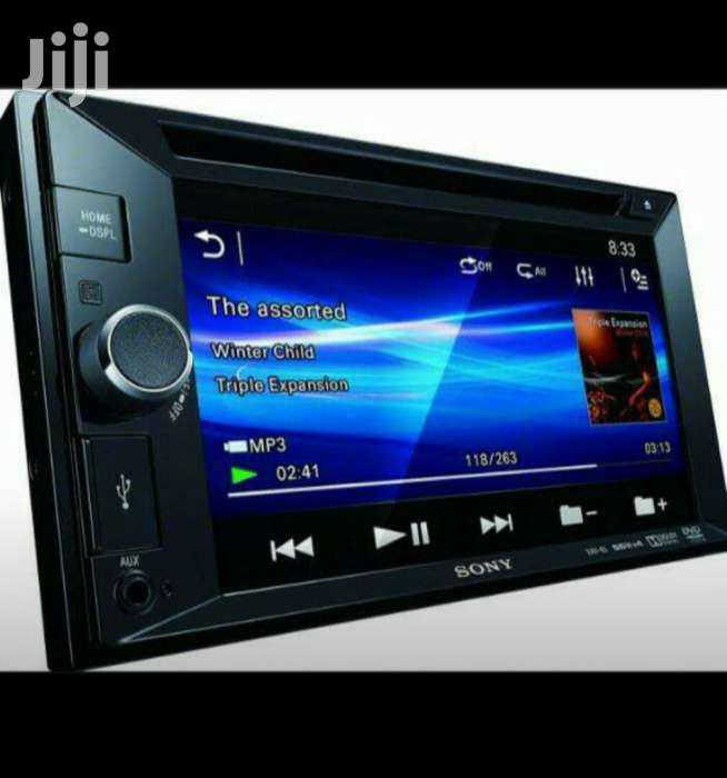 NB. Original Car Sony Radio With Microphone | Vehicle Parts & Accessories for sale in Kampala, Central Region, Uganda