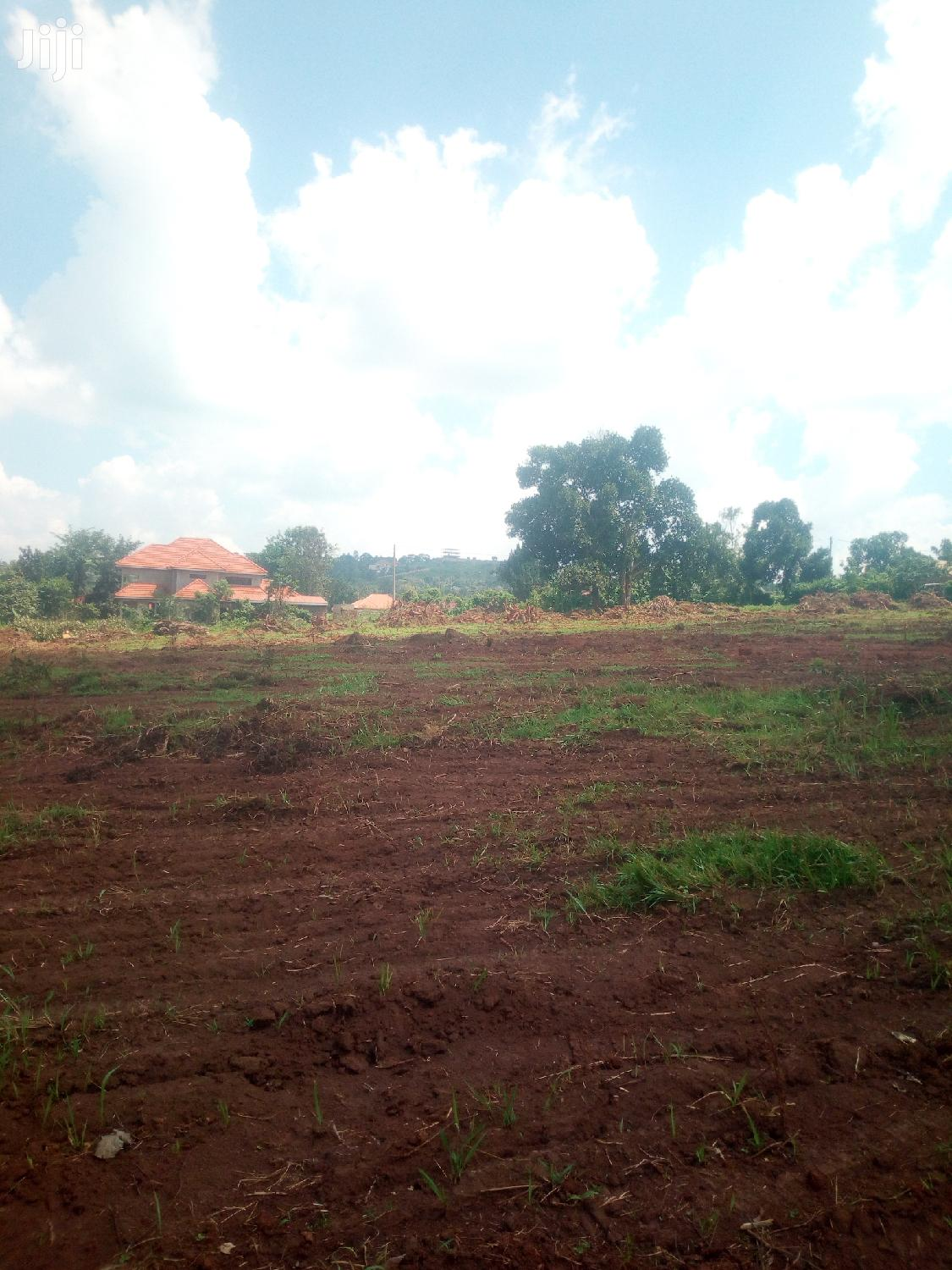 Archive: Plot for Sale at Namugongo New Estate