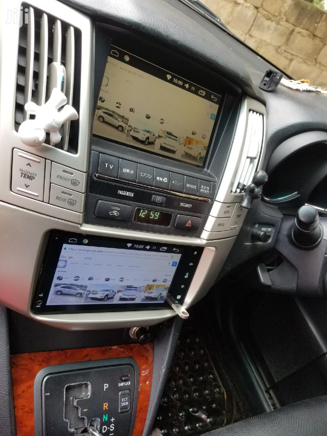 Car Radio Smart Android For Harrier Kawundu
