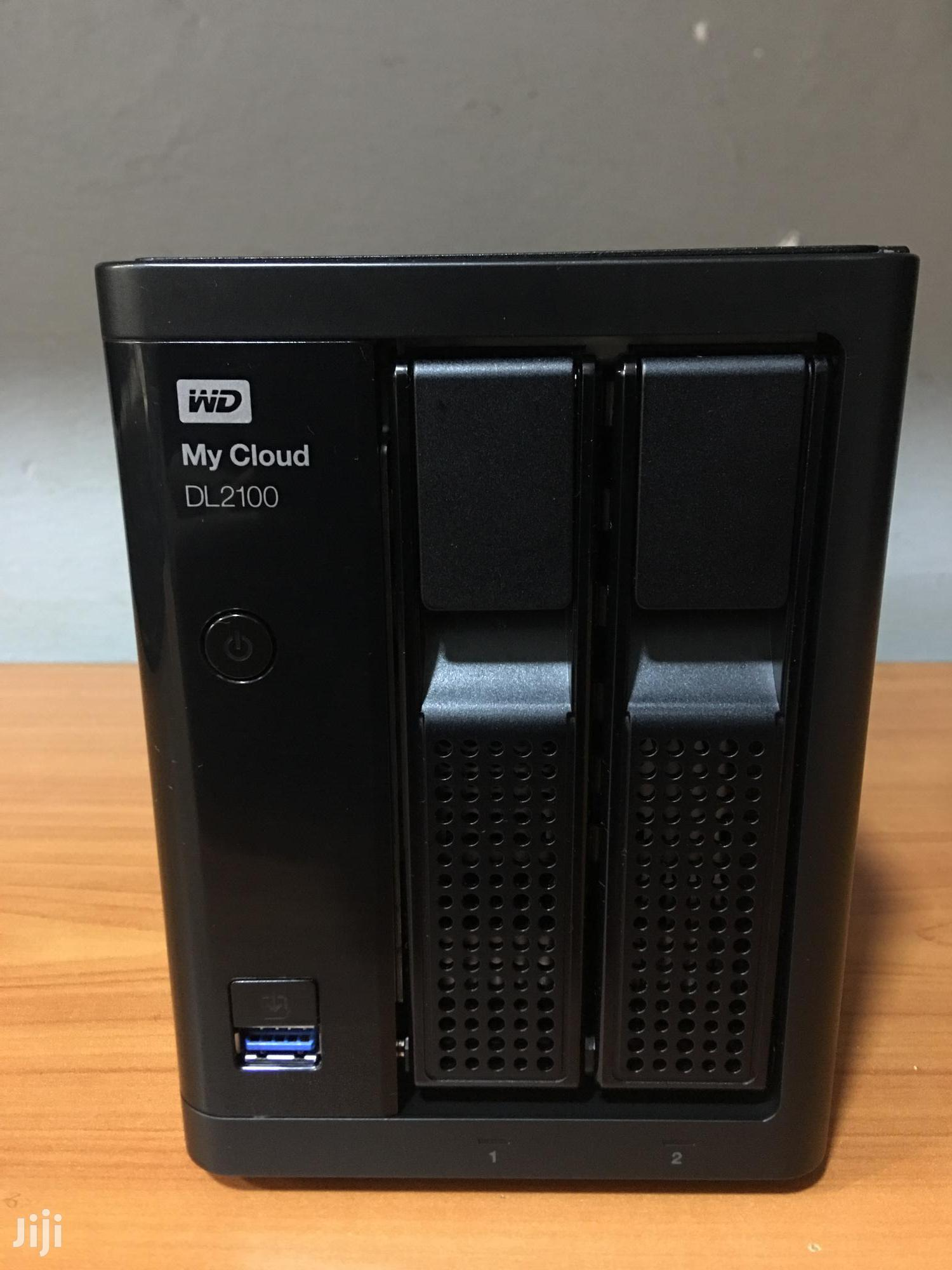 Archive: 12tb WD My Cloud Dl2100 External Nas Drive