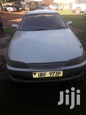 Toyota Mark II 1993 Gold