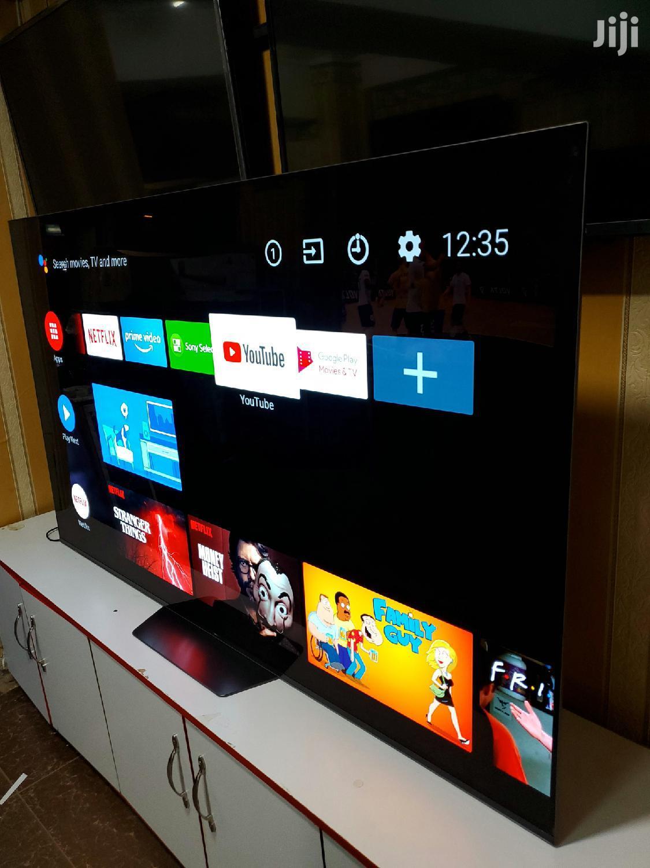 65inch Sony Bravia Oled Suhd 4k Tv
