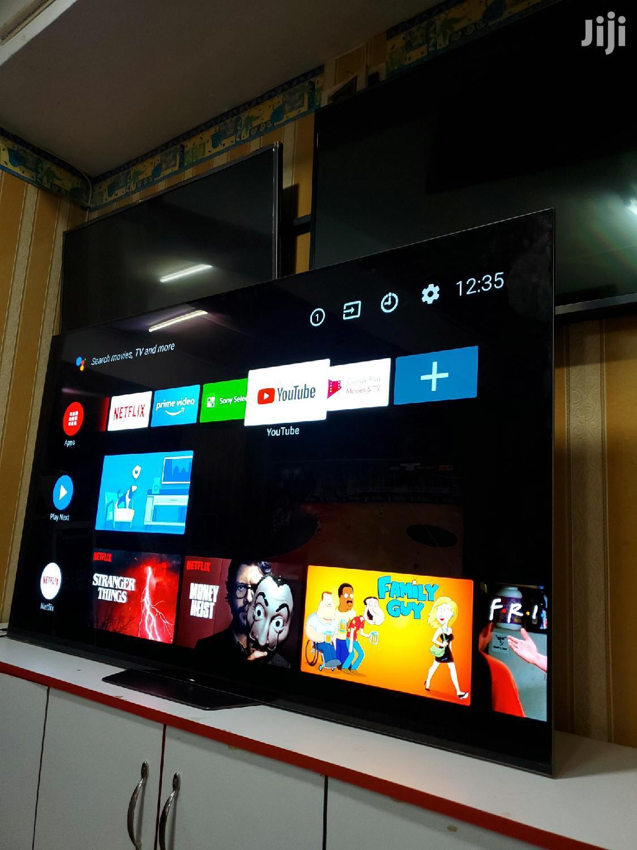 65inch Sony Bravia Oled Suhd 4k Tv | TV & DVD Equipment for sale in Kampala, Central Region, Uganda