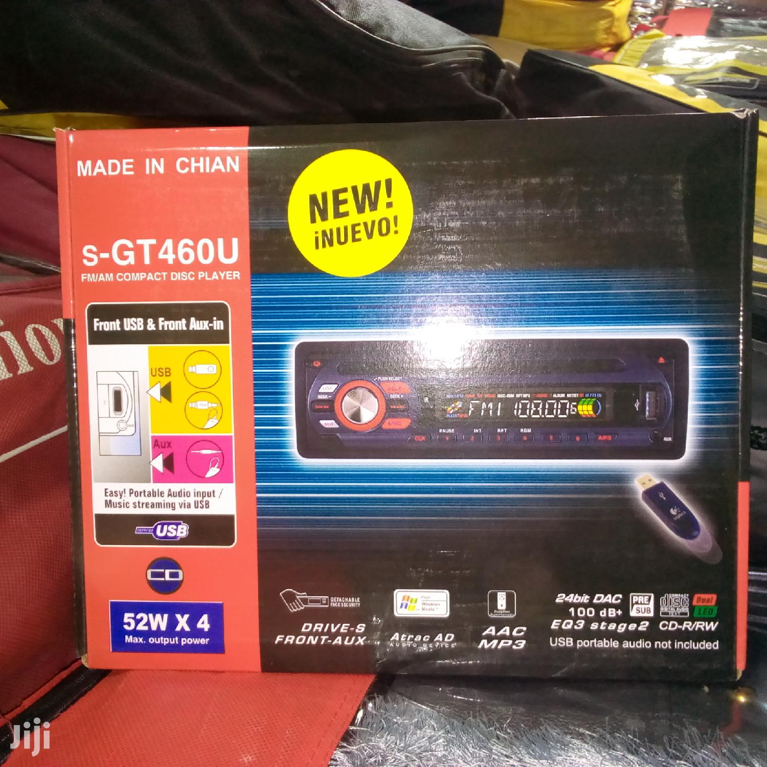 SONY Car Radio System | Vehicle Parts & Accessories for sale in Kampala, Central Region, Uganda