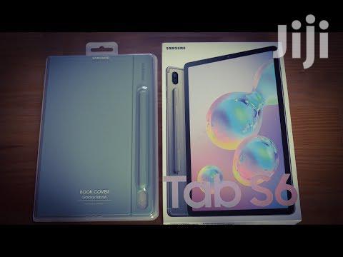 Archive: New Samsung Galaxy Tab S6 128 GB