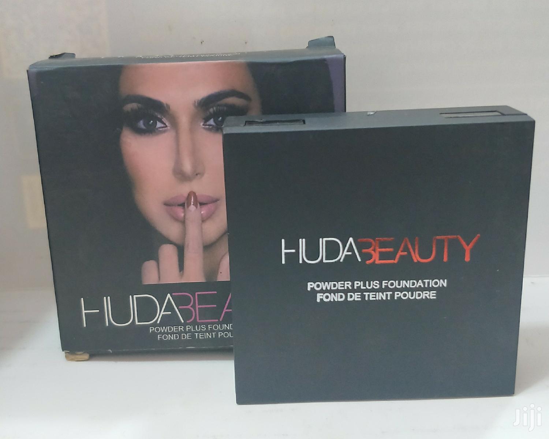 Archive: Huda Beauty Powder