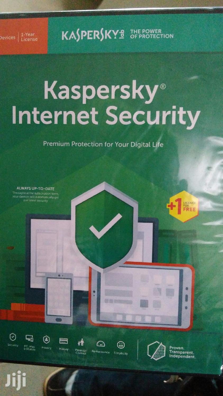Archive: Kaspersky Antivirus For Upto 4 Devices