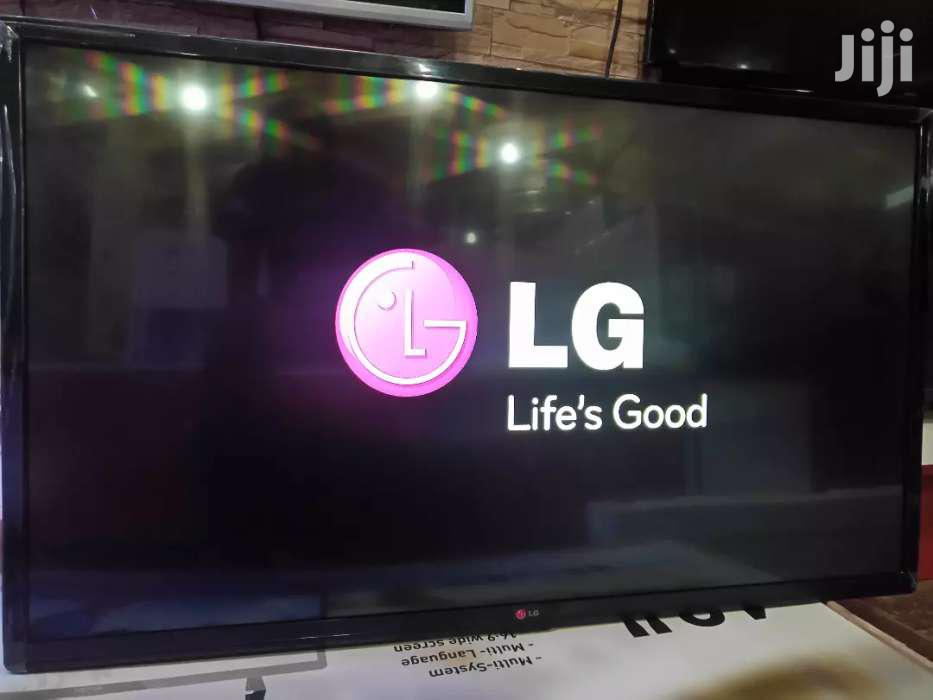 New LG Digital Flat Screen TV 43 Inches