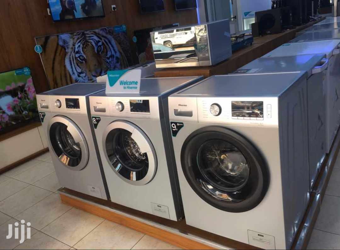 HISENSE Washing Machine 8kg