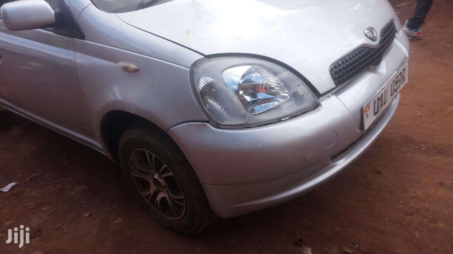 Toyota Vitz 1998 Silver | Cars for sale in Kampala, Central Region, Uganda