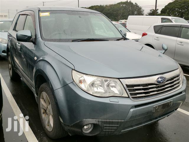 Subaru Forester 2008 2.0 X Comfort Gray