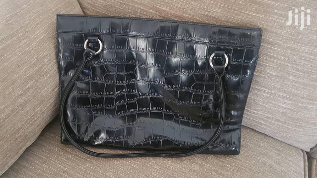 Black Shoulder Lady Bag | Bags for sale in Kampala, Central Region, Uganda