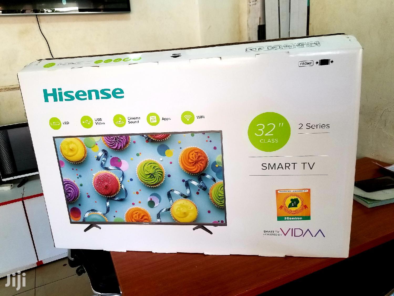 Brand New Hisense Smart Tv 32 Inches