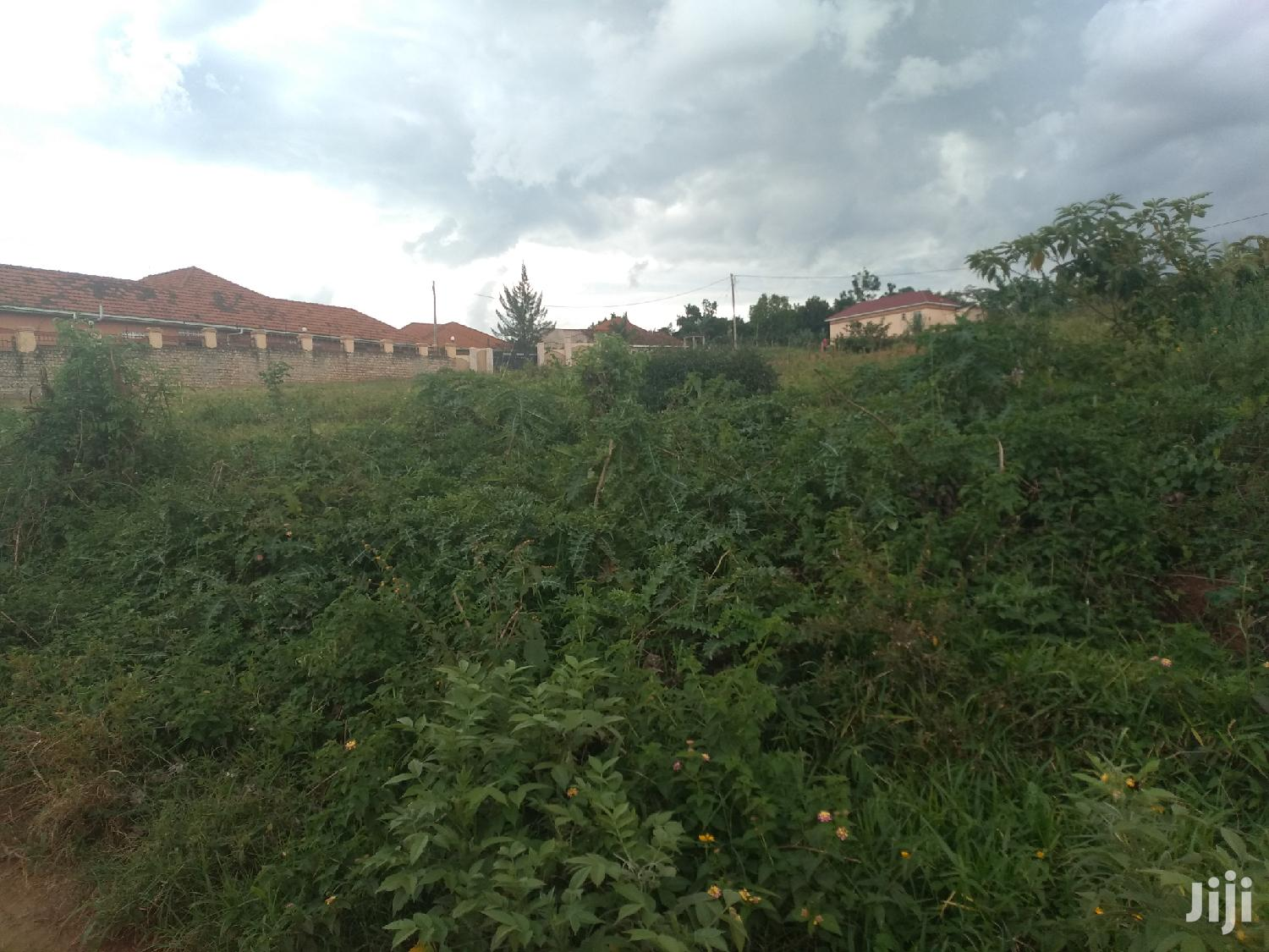 Gayaza Nakwero Plot on Forced Sale With Ready Land Title 50by100