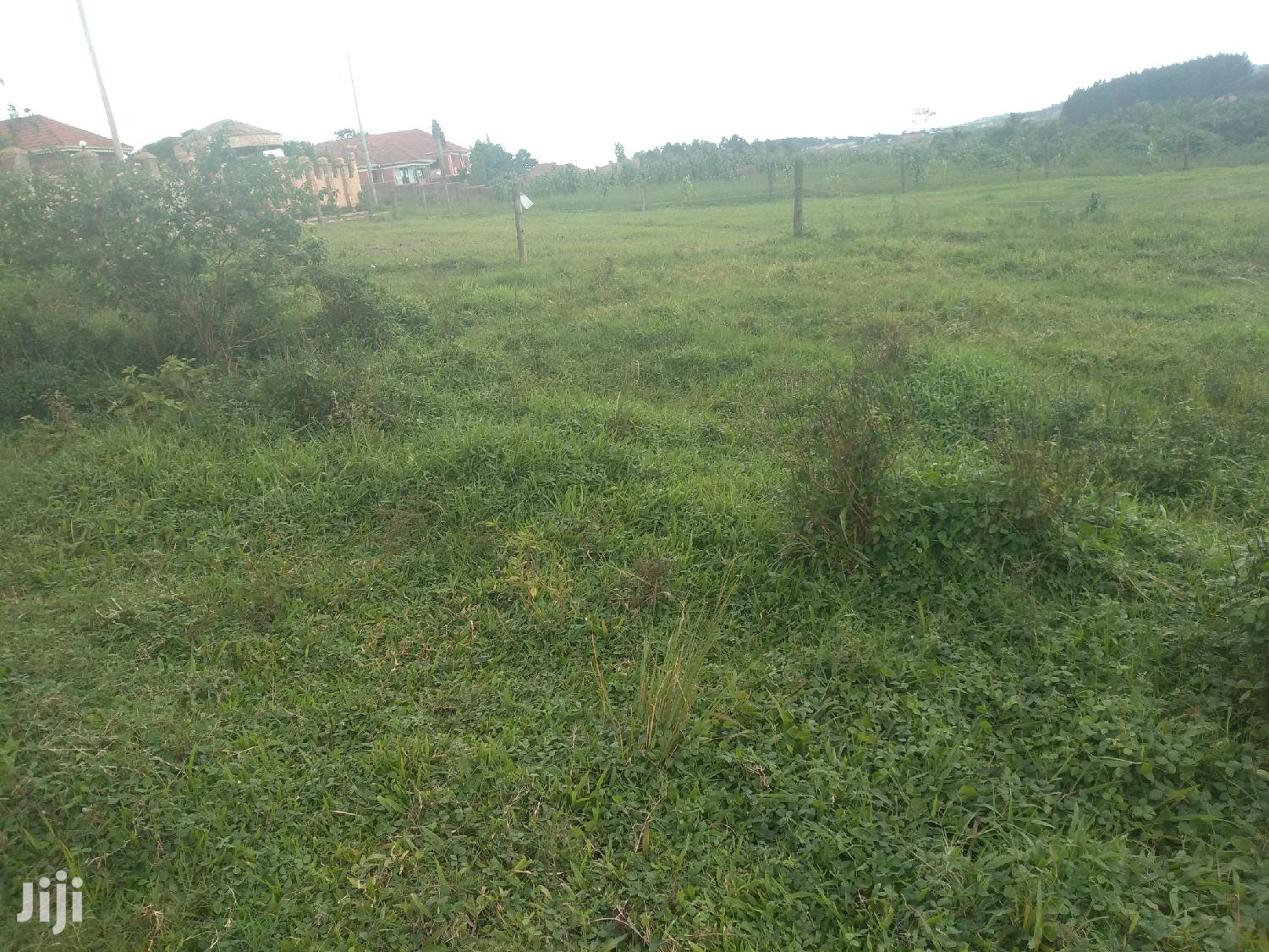 Gayaza Nakwero Plot on Forced Sale With Ready Land Title 50by100   Land & Plots For Sale for sale in Kampala, Central Region, Uganda