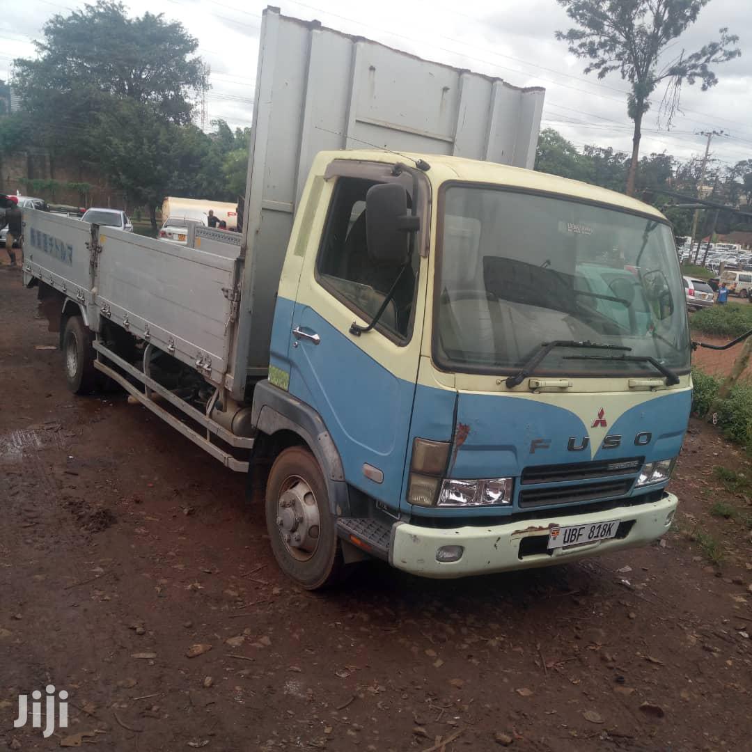 Mitsubishi Fuso 1999 White | Trucks & Trailers for sale in Kampala, Central Region, Uganda