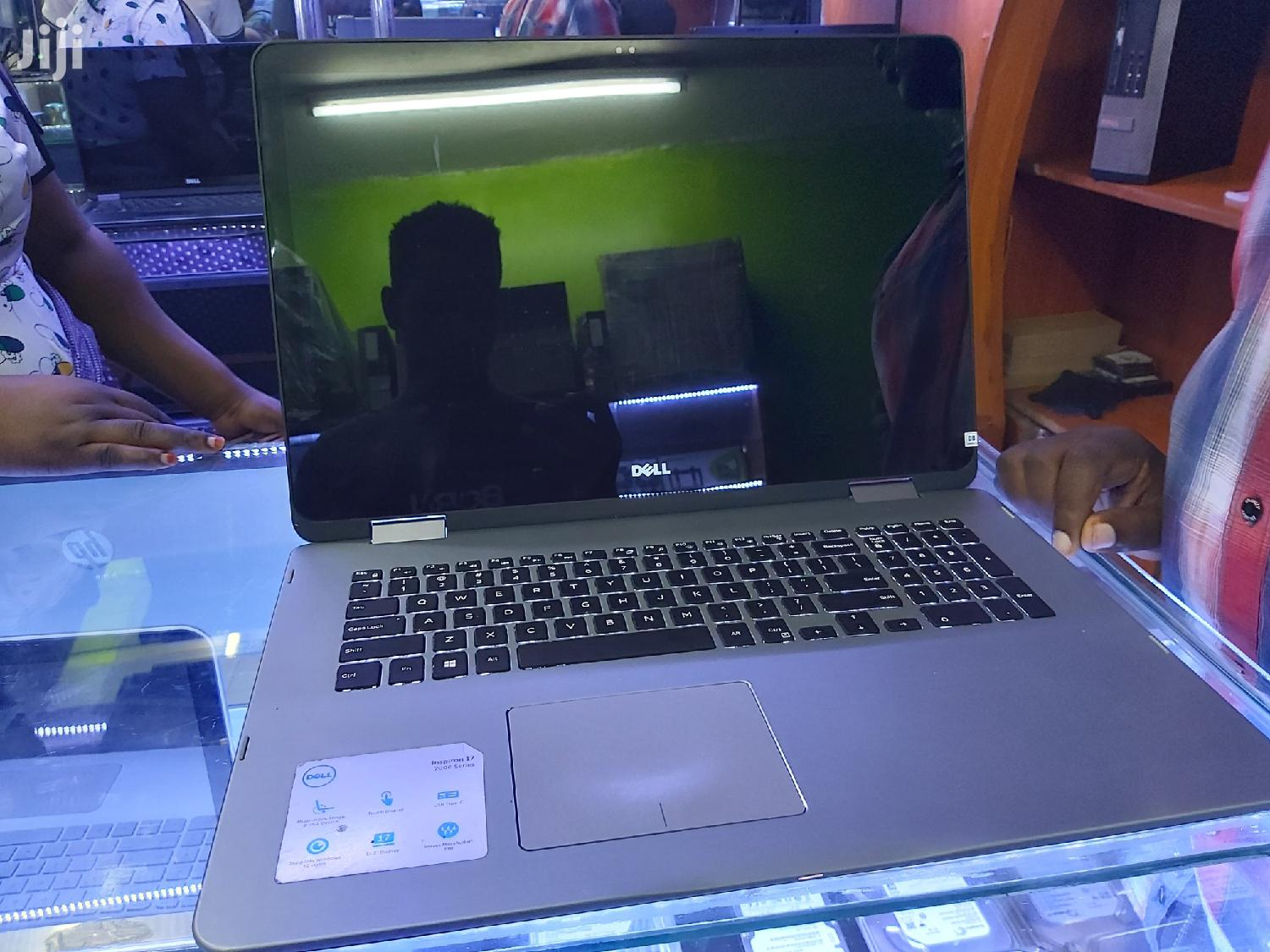 Archive: Laptop Dell Inspiron 17 7000 8GB Intel Core i7 HDD 1T