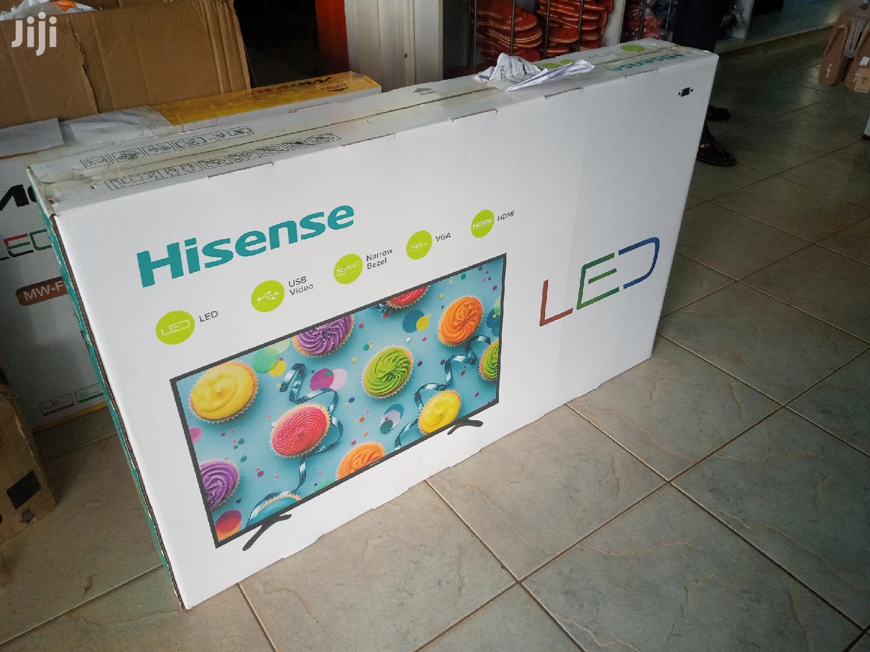 Hisense LED Digital Tv 40 Inches   TV & DVD Equipment for sale in Kampala, Central Region, Uganda