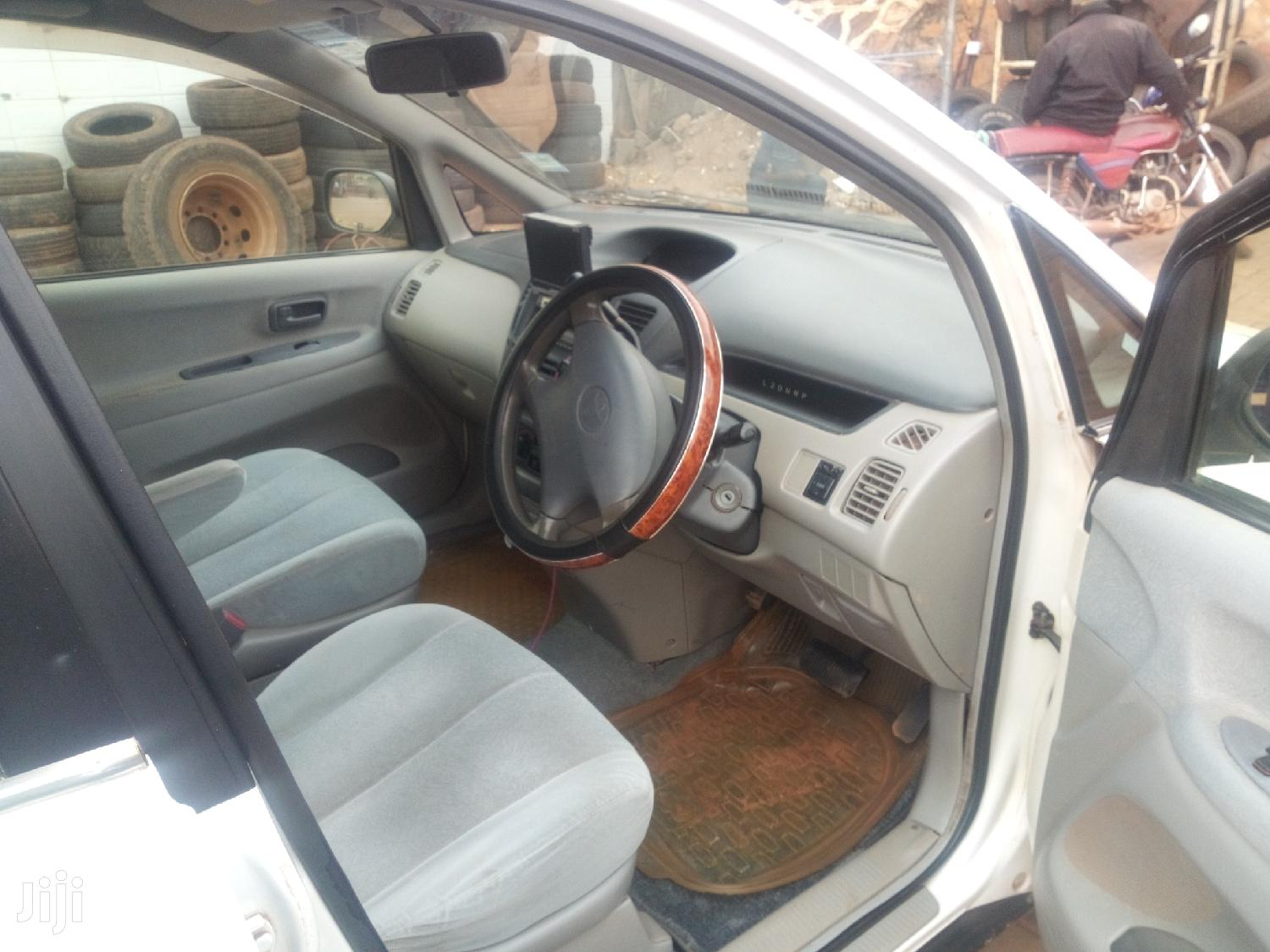 Toyota Nadia 1999 White | Cars for sale in Kampala, Central Region, Uganda