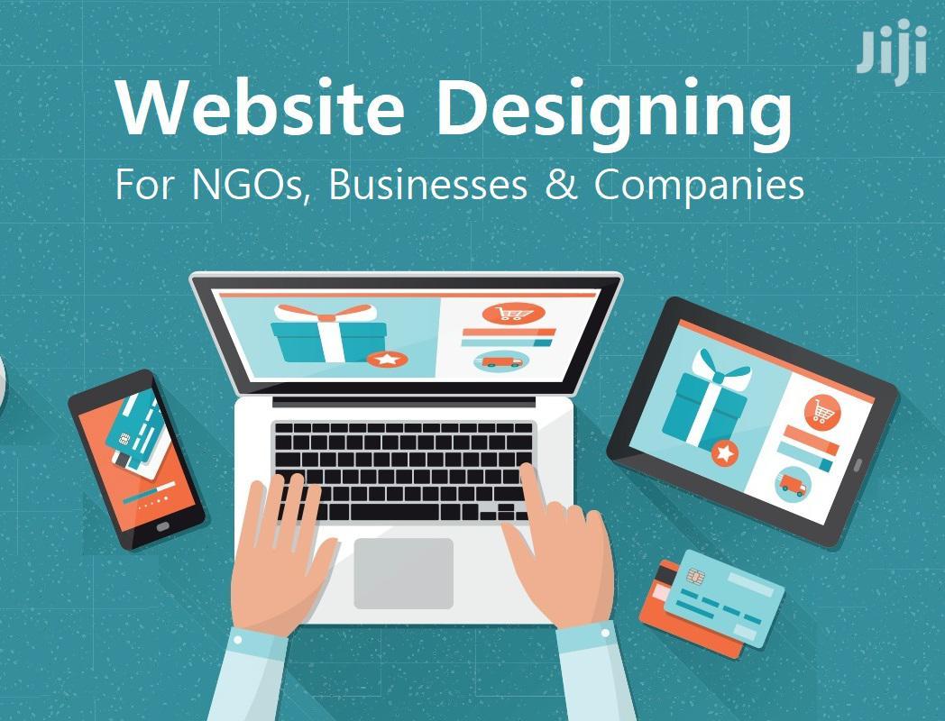 Archive: We Deliver End-to-end Website Design