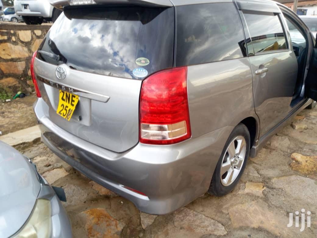 New Toyota Wish 2007 Gray | Cars for sale in Kampala, Central Region, Uganda