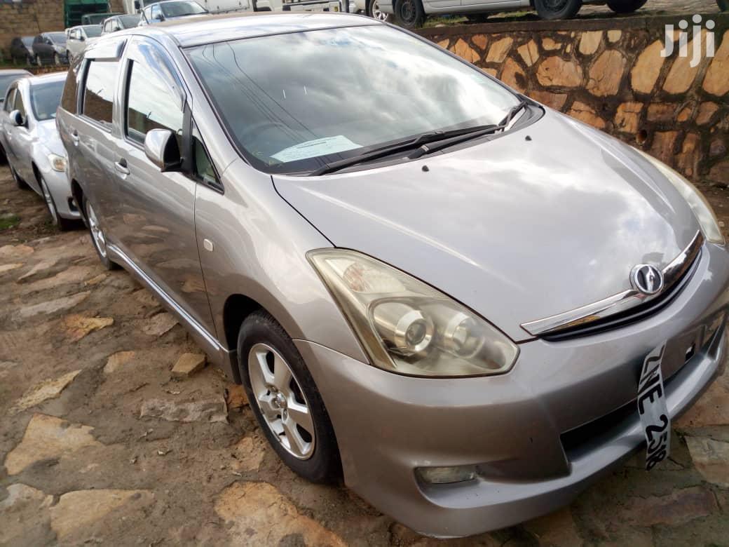 New Toyota Wish 2007 Gray