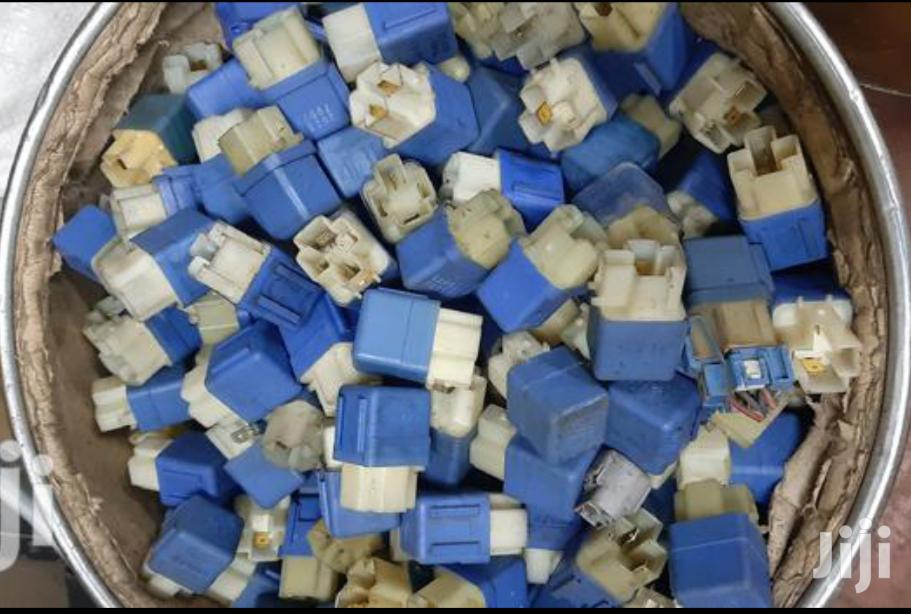 Fuse Box Relays | Vehicle Parts & Accessories for sale in Kampala, Central Region, Uganda