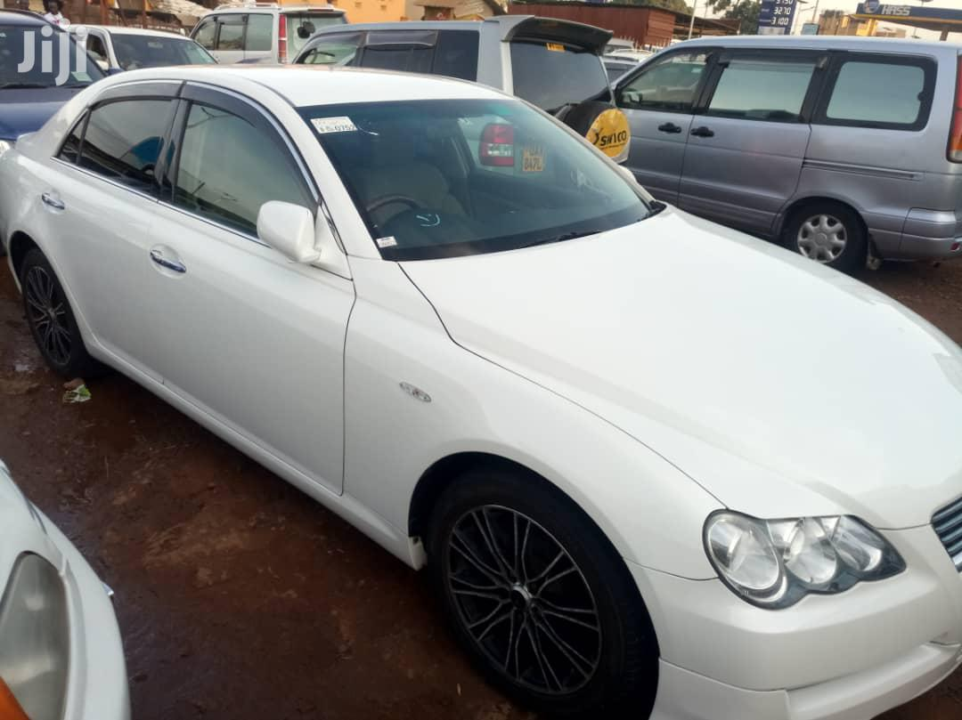 Toyota Mark X 2005 White | Cars for sale in Kampala, Central Region, Uganda