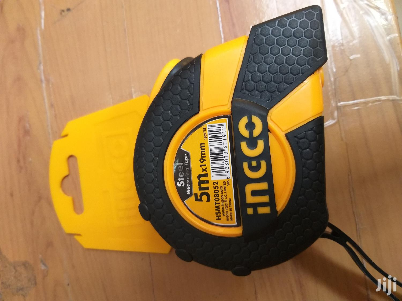 Ingco Measuring Tape | Measuring & Layout Tools for sale in Kampala, Central Region, Uganda