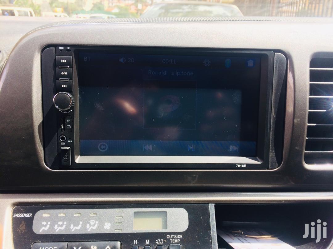 Mp5 Simple Video Car Radio