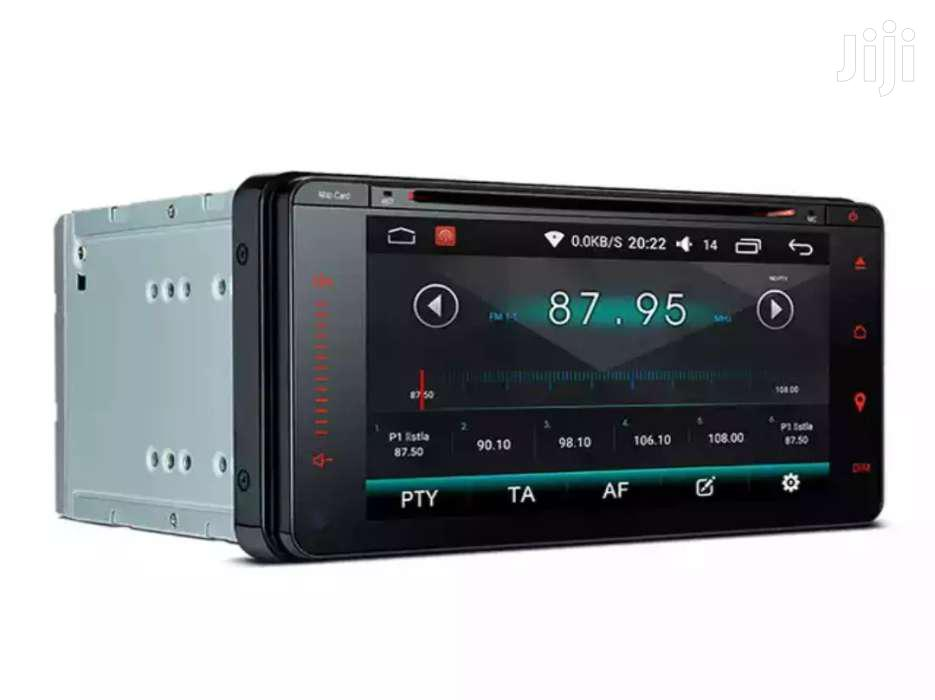 Android Car Radio Double Din Available
