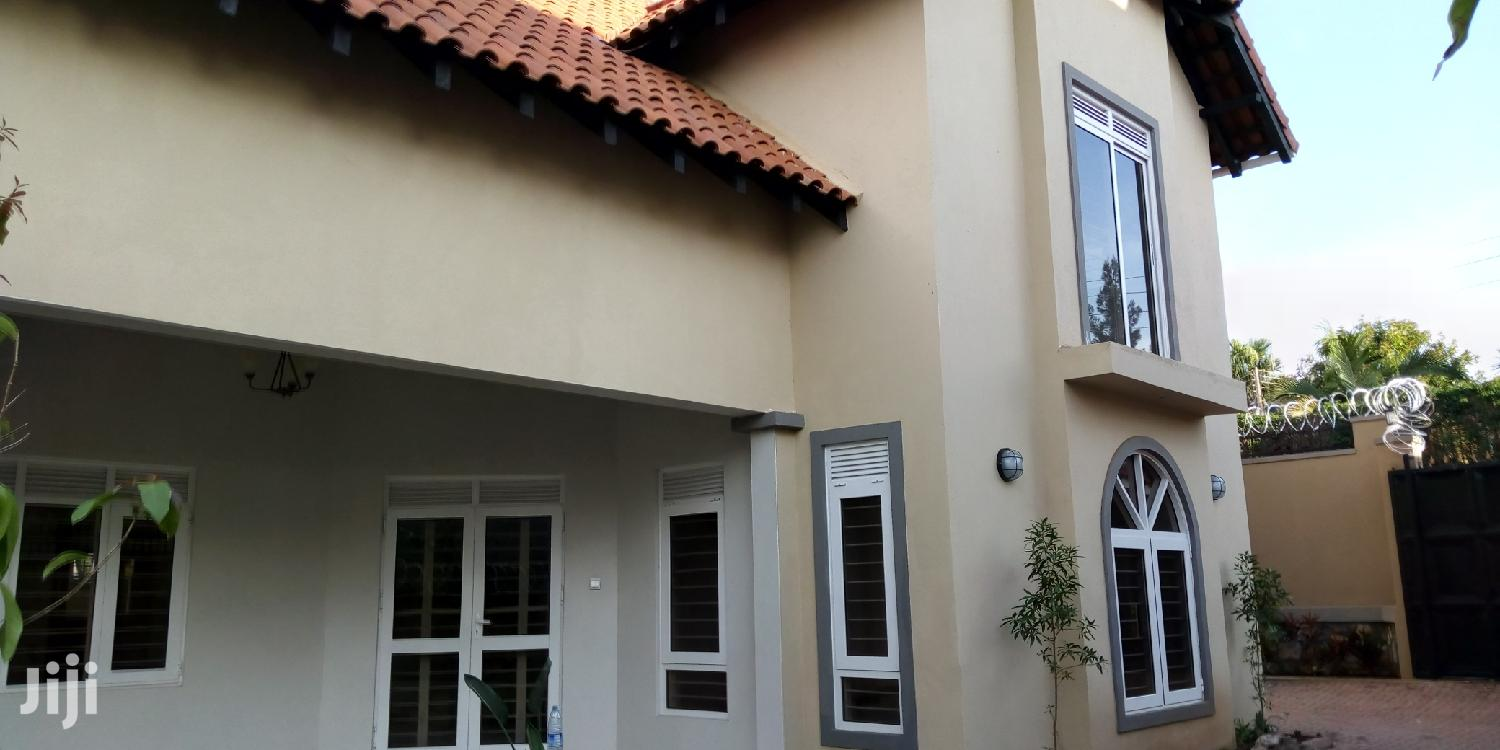 House Is for Rent in Ntinda Kyambogo