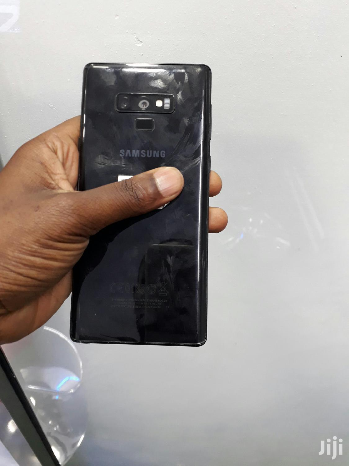 Archive: Samsung Galaxy Note 9 128 GB Black