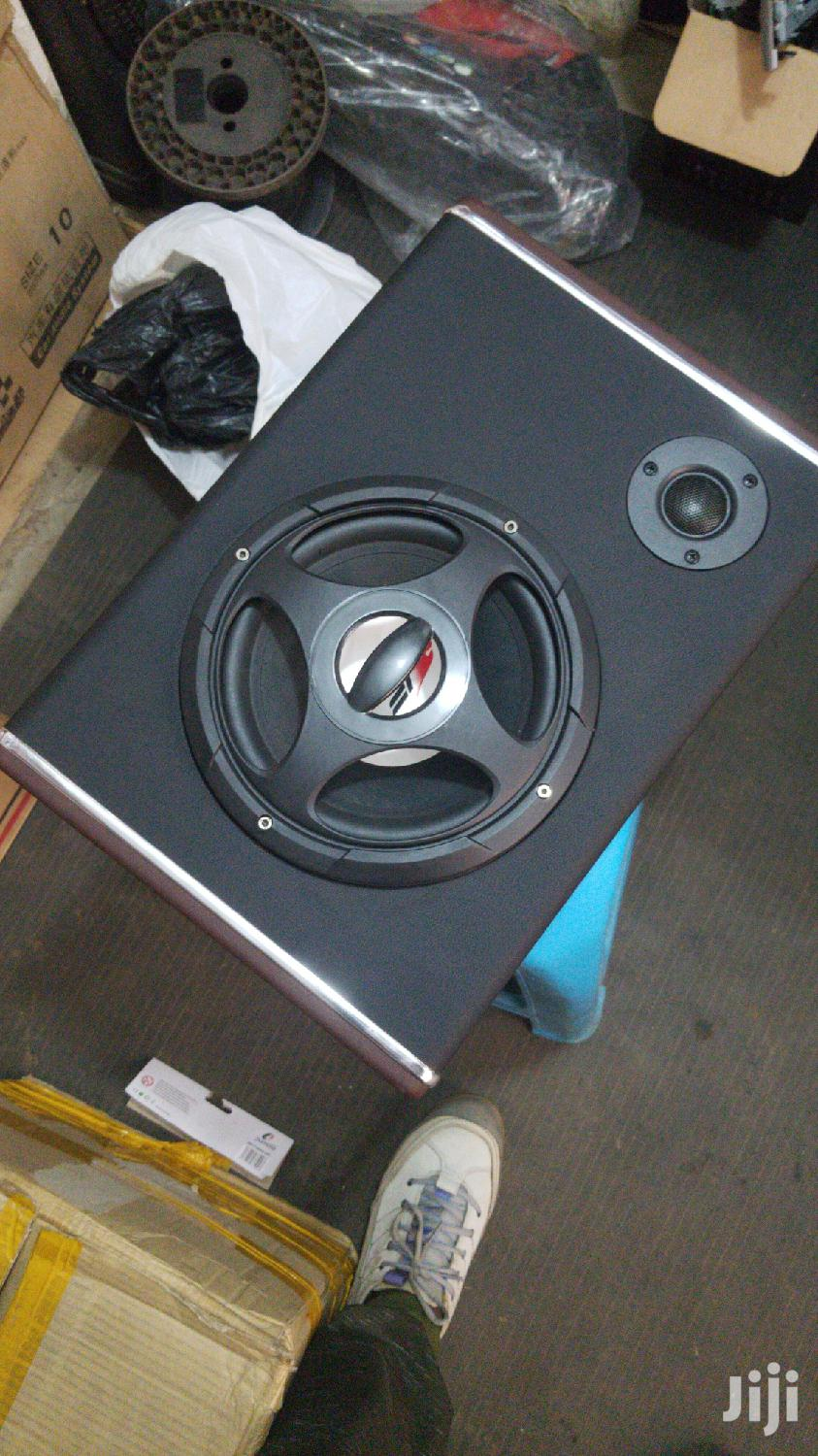 Black Friday Car Woofer For Unders Seats | Vehicle Parts & Accessories for sale in Kampala, Central Region, Uganda