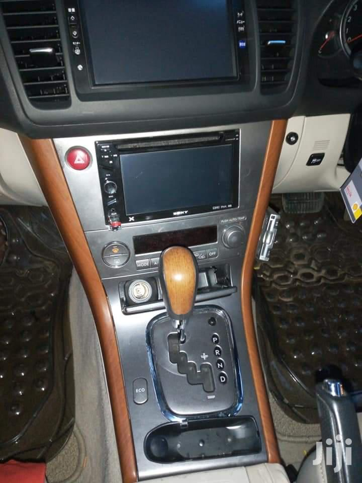 Subaru Legacy Radio Upgrade | Vehicle Parts & Accessories for sale in Kampala, Central Region, Uganda