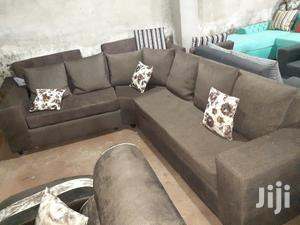Carved L,Sofa Chair | Furniture for sale in Central Region, Kampala