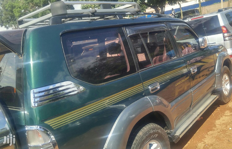 Toyota Land Cruiser Prado 1999 Green | Cars for sale in Kampala, Central Region, Uganda