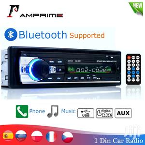 FREE Music Through Bluetooth Car Radio Single Din Black Friday