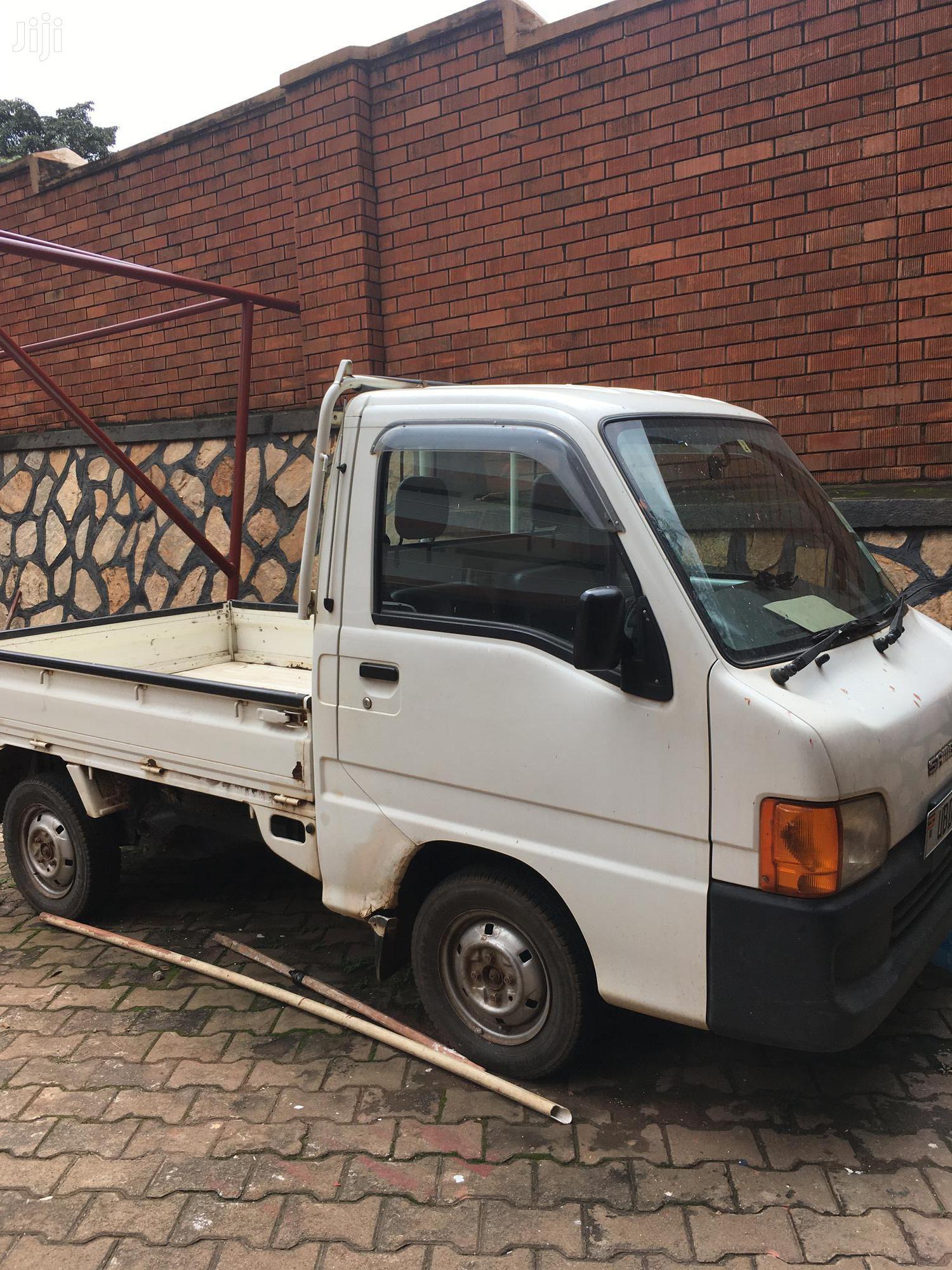 Archive: Subaru Sambar Kei Truck For Sale