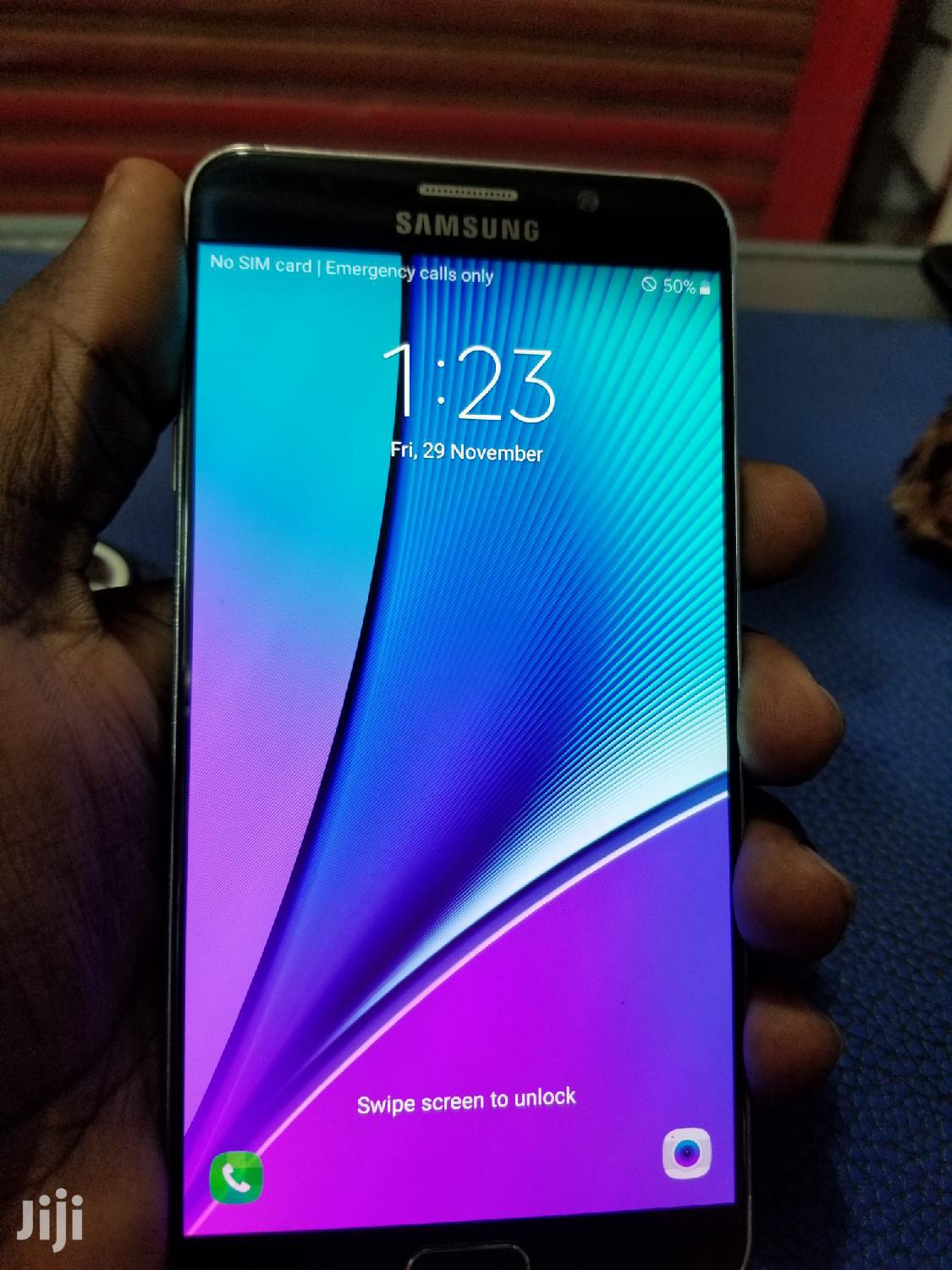Samsung Galaxy Note 5 32 GB | Mobile Phones for sale in Kampala, Central Region, Uganda