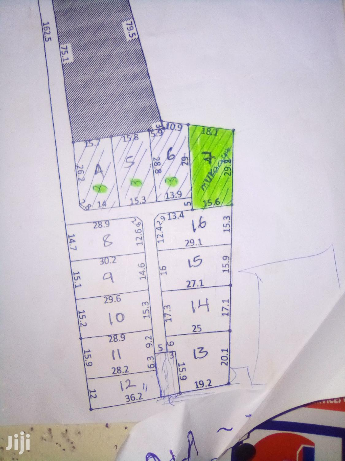 Archive: Plots of Land for Sale at Wakiso Mabombwe, Along Mende Road