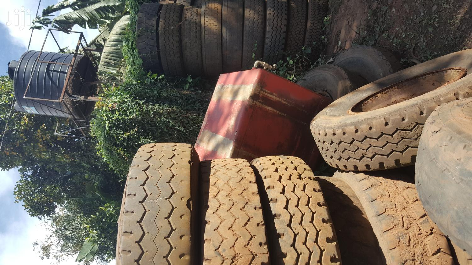 Used Truck Tyres And Accesories | Vehicle Parts & Accessories for sale in Kampala, Central Region, Uganda