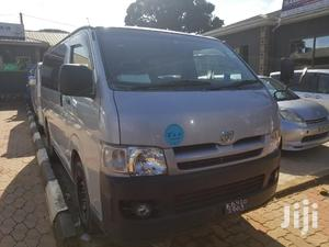 Toyota Hiace 2007 Silver | Buses & Microbuses for sale in Central Region, Kampala