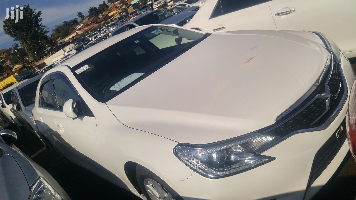 New Toyota Mark X 2012 White | Cars for sale in Kampala, Central Region, Uganda