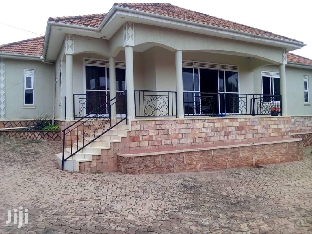 Four Bedroom House In Najjera For Sale