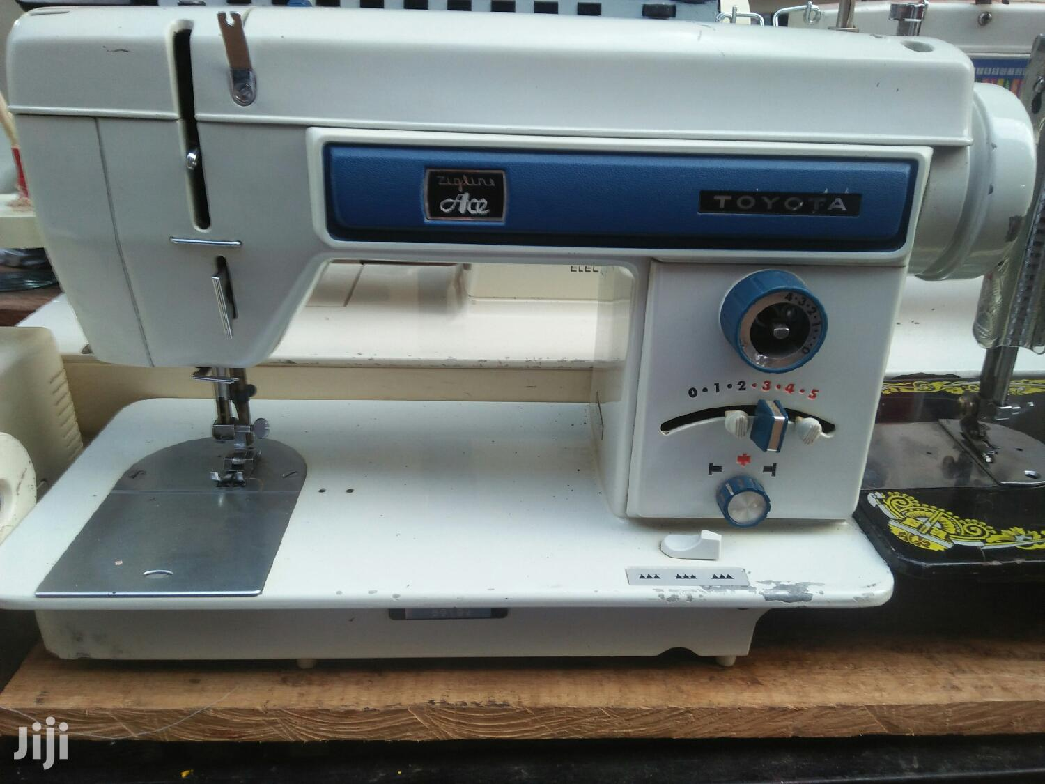 Archive: Toyota Sewing Machine New