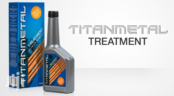 Archive: Titan Metal Treatment Oil With Zero Friction Nanotechnology